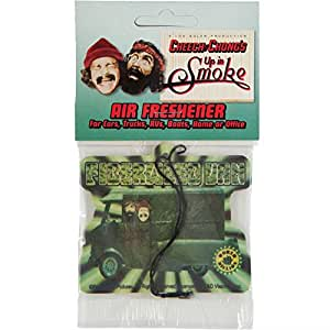 cheech chong van air freshener automotive