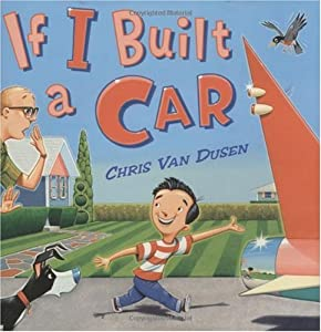 Cover of &quot;If I Built a Car&quot;