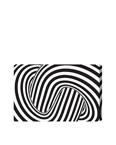 Oliver Gal Mod Pattern 4 Canvas Art