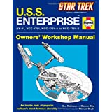 Star Trek: U.S.S. Enterprise Haynes Manualby Ben Robinson
