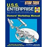 Star Trek: U.S.S. Enterprise Haynes Manualby Ben Robinson