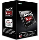 AMD A-Series A10 6800K Black Edition ソケットFM2 TDP 100W 4.1GHz×4 GPU HD8670D AD680KWOHLBOX