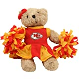 NFL Kansas City Chiefs Cheerleader Bear at Amazon.com