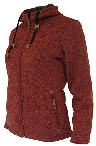 Maul-Damen-Polar-Strickfleece-Jacke-Chieming