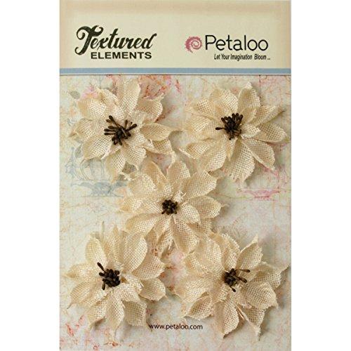 petaloo-textura-elementos-burlap-wild-25-inch-diseno-de-girasoles-color-marfil