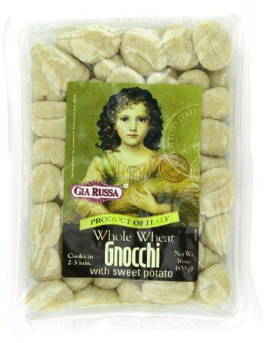 Detail Of Gia Russa Whole Wheat Gnocchi with Sweet Potato, 16-Ounces ...