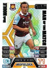 Match Attax 2013/2014 Mark Noble West Ham 13/14 Man Of The Match