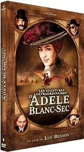 Les Aventures extraordinaires d'Adèle Blanc-Sec [Édition Limitée]