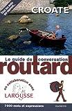 Guide de conversation Croate