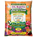 Dr Earth 728 1-1/2 Cubic Feet Natural and Organic Potting Soil