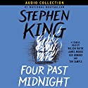 Four Past Midnight Audiobook by Stephen King Narrated by James Woods, Tim Sample, Willem Dafoe, Ken Howard