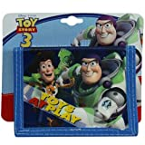 (8 COUNT) Toy story 3 BIFOLD Wallet - PARTY FAVORS