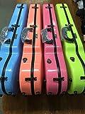 新色!Eastman イーストマン バイオリンハードケース スタンダード/アップルグリーン