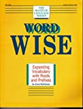 img - for Wordwise (Roots of Language Series) book / textbook / text book
