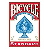Bicycle Playing Cards, Poker Size, Red Backby Bicycle