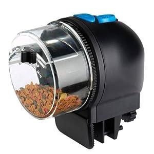 Cambridge aquatics automatic fish feeder for Automatic fish feeders