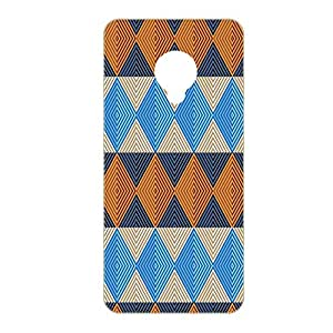 Vibhar printed case back cover for Xiaomi RedMi Note Prime Pattern19diamond