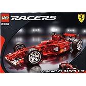 レゴ レーサー フェラーリF1レースカー1/10 8386