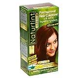 Permanent Hair Color - 5C, Light Copper Chestnut, 5.45 oz ( Multi-Pack) by NATURTINT
