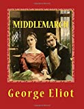 Image of MIDDLEMARCH, GEORGE ELIOT, LARGE 14 Point Font Print