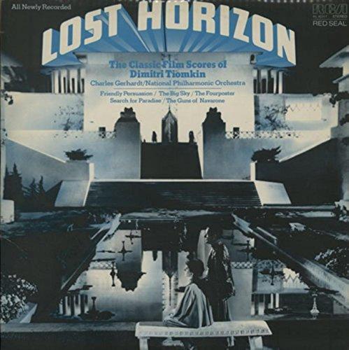 Dimitri Tiomkin - Lost Horizon: The Classic Film Scores Of Dimitri Tiomkin - Zortam Music