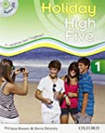 foto High five on holiday. Student book. C...
