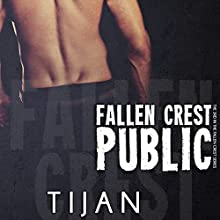 Fallen Crest Public: Fallen Crest, Book 3 Audiobook by  Tijan Narrated by Graham Halstead, Saskia Maarleveld