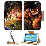 Dragon Ball Goku and Vegeta Samsung Galaxy Tab 3 7.0 Flip Case Stand Magnetic Cover Open Ports Customized Made... by Liil Galaxy Tab 7.0