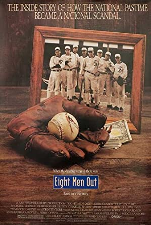 a review of john sayles movie eight men out Submit data corrections for eight men out - john sayles on allmovie.