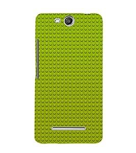 EPICCASE Dot pattern Mobile Back Case Cover For Micromax Canvas Juice 3 Q392 (Designer Case)