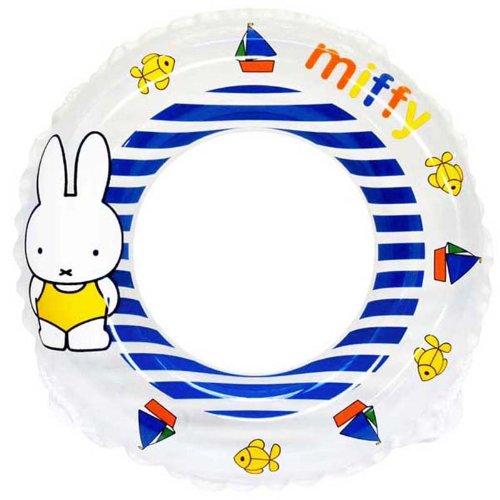 ミッフィー ベビー浮き輪 45cm