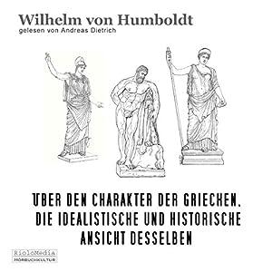 Über den Charakter der Griechen Audiobook