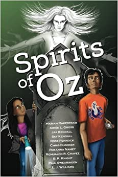 Spirits of Oz cover