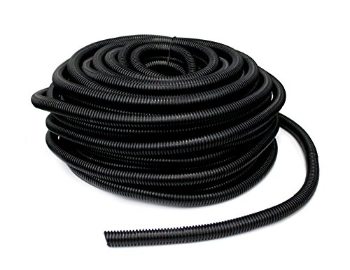 Absolute USA SLT12 1/2-Inch x 100-Feet Split Loom Tube (Wire Tubing compare prices)