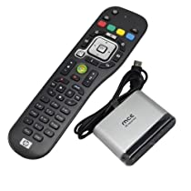 New Edition HP OEM Window Media Center MCE PC Remote Control and Infrared Receiver for Windows7 Vista Home Premium and Ultimate Edition (Discontinued by Manufacturer)