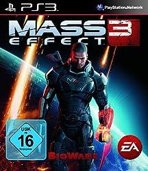 Mass Effect 3 für Sony PlayStation 3 nur 24,- Euro inkl. Versand