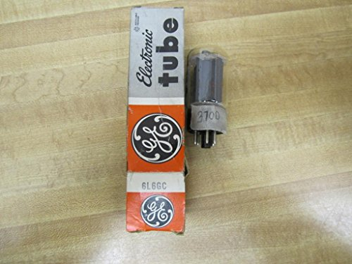 General Electric 6L6GC Vacuum Tube (General Electric Tube compare prices)