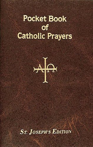 Pocket Book of Catholic Prayers (Pocket Book Series), Buch