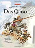 The Misadventures of Don Quixote (0942566580) by Miguel de Cervantes Saavedra