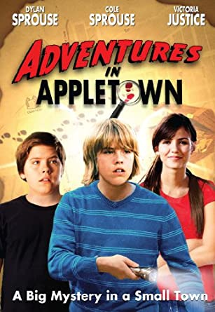 Amazon.com: Adventures in Appletown: Dylan Sprouse, Cole Sprouse