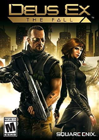 Deus Ex: The Fall [Online Game Code]