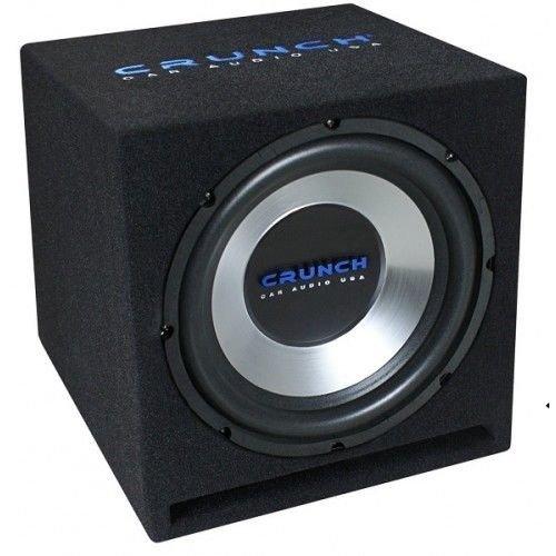 Crunch-GPX350-30cm-12-Bassreflex-Subbox-Crunch-GPX-350-Subwoofer-700-Watt
