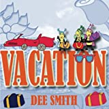 Vacation: A Rhyming Picture Book for children about a Bee family that prepares for a vacation by packing up vacation items for some vacation fun!