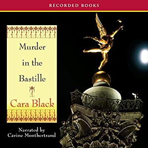 Murder in Bastille Audiobook