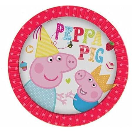 Peppa Plates