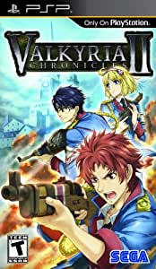 Valkyria Chronicles 2 - Sony PSP