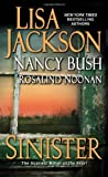 img - for Sinister by Lisa Jackson (2013-11-26) book / textbook / text book