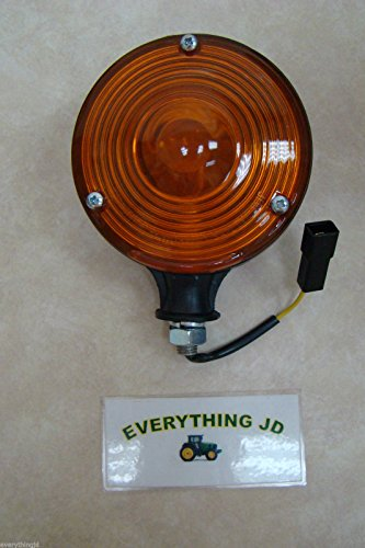 Tractor Safety Lights : A i products replacement tractor safety warning light lamp