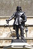 img - for Oliver Cromwell Statue by Parliament London UK Journal: 150 page lined notebook/diary book / textbook / text book