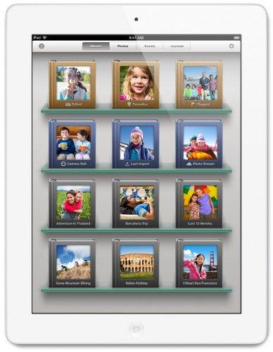 Apple iPad with Retina Display MD527LL/A (64GB, Wi-Fi + Verizon, White) NEWEST VERSION